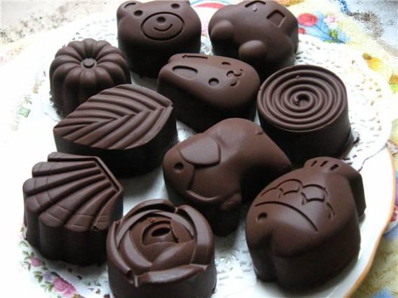Как в домашних условиях сделать конфеты на