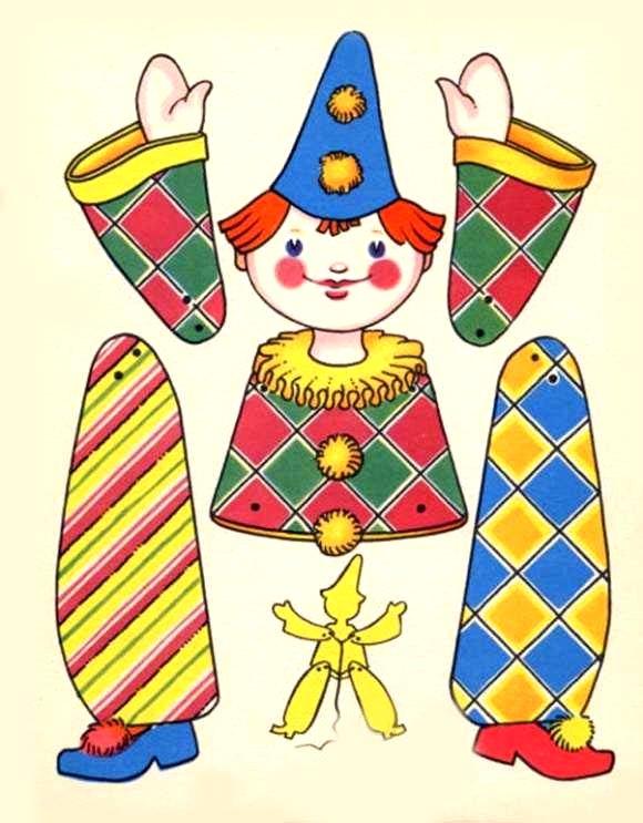 Вязание спицами игрушки зайца