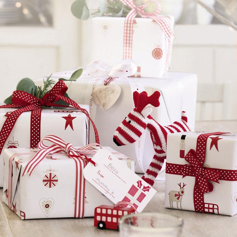 Упаковка подарка на новый год своими руками видео