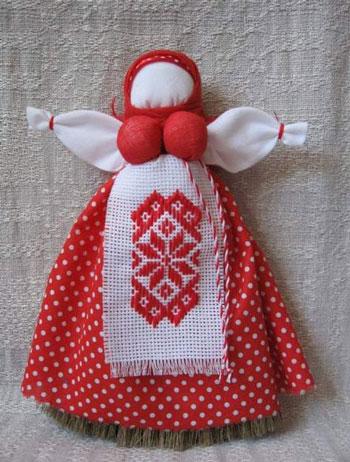 Тряпичная кукла своими руками обереги