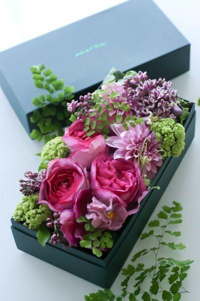 Коробки для цветочных композиций своими руками